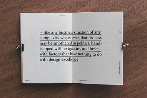 quote quotes style Typography design graphics inspiration