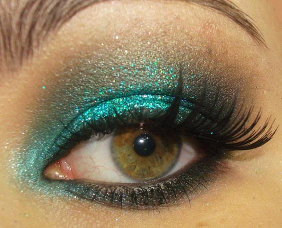 maquiagem-carnaval-esmeralda