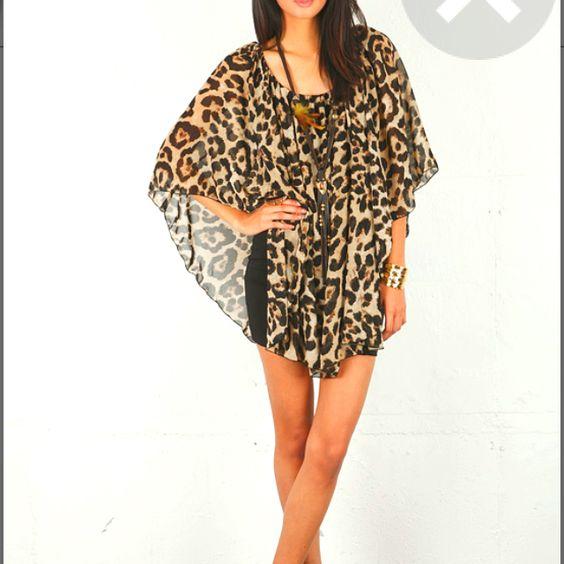 Leopard print :)