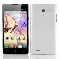 4.7 Inch Android Smartphone - MTK6572 Dual Core 1.3GHz CPU, 1GB RAM, 4GB ROM (White) - Online Shop! : Online Shop!