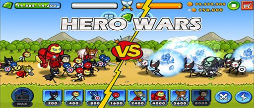 Hero Wars Super Stickman Defense V1 0 6 Mod Apk Mega Hileli Oyunlar Oyun Android