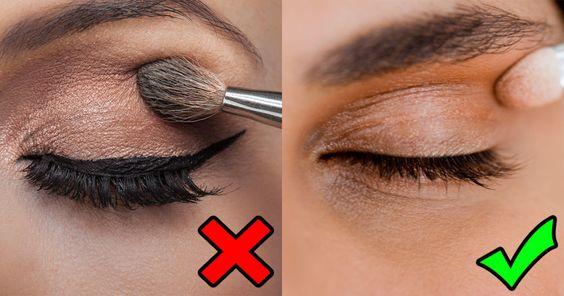 19 Errores de maquillaje que seguro no sabías que estás cometiendo