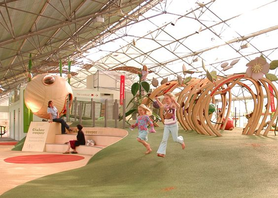 Kids Exhibition Booth : At large museum and exhibition designers climbers