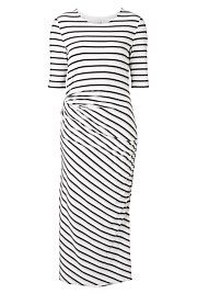 Knot Stripe Dress