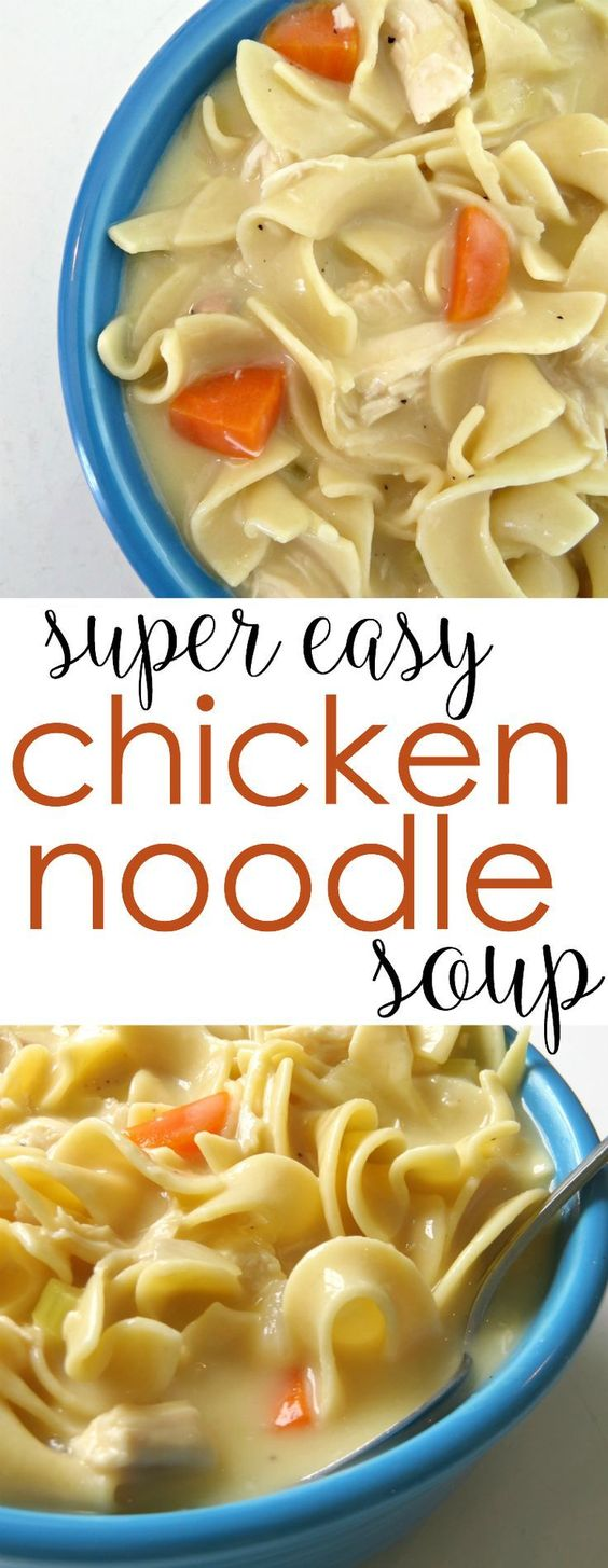 Here's a comfort food classic that's hearty and quick. It's an easy chicken…