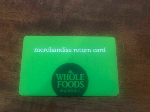 Free Shipping 280 0 Whole Foods Gift Card 290 Buygiftcards In 2020 Whole Foods Gift Card Food Gift Cards Popular Gift Cards