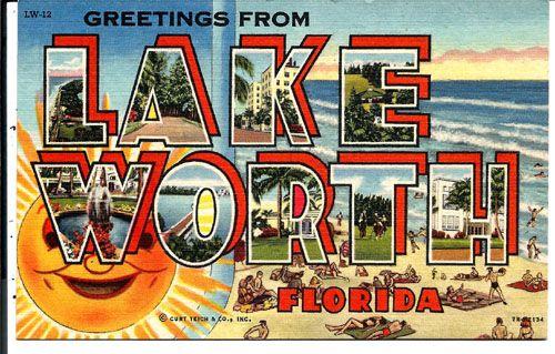 Lake Worth Florida