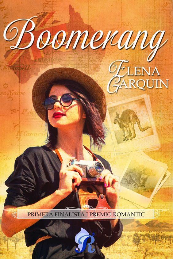 Boomerang, Elena Garquín: