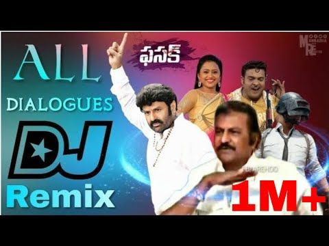 2k19 Fasak Dj Song Punch Dialogue Roadshow Mix By Dj Chiru From