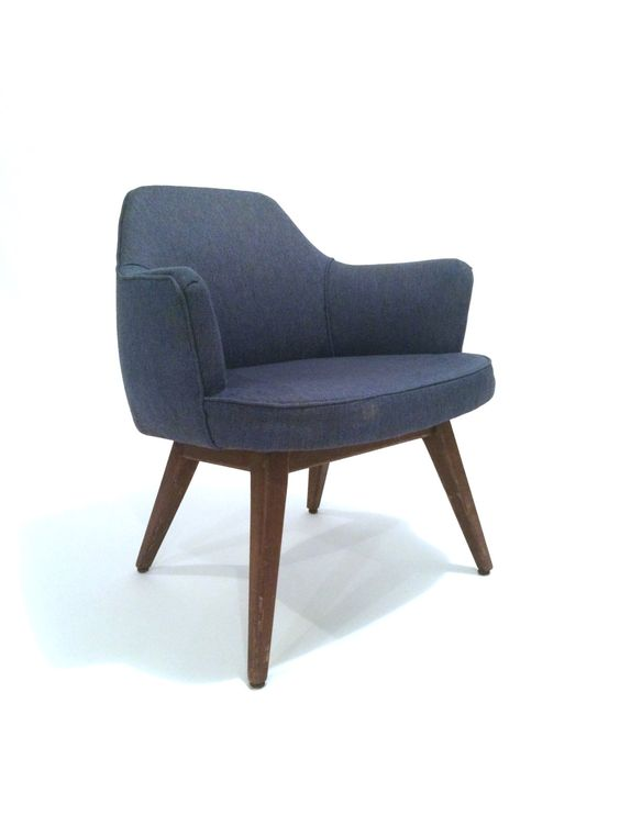 Vintage Armchair, Mid Century Modern Chair, Modern Armchair, Retro