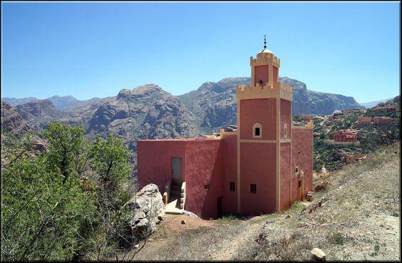the mountain mosque