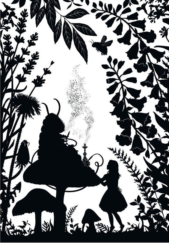 http://laurabarrett.co.uk/Alice-in-Wonderland