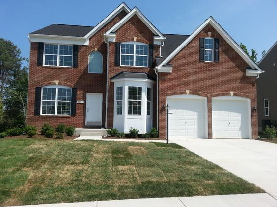 46847 Jillian Grace Court Lexington Park MD Patuxent River NAS Military Off Base Housing By Builder