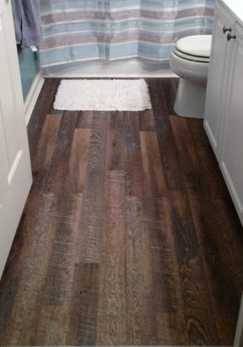 TrafficMASTER Allure Ultra 7 5 in  x 47 6 in  2 Strip Rustic Hickory  Resilient. TrafficMaster Allure Vinyl Flooring   Vinyls  Waterproof flooring