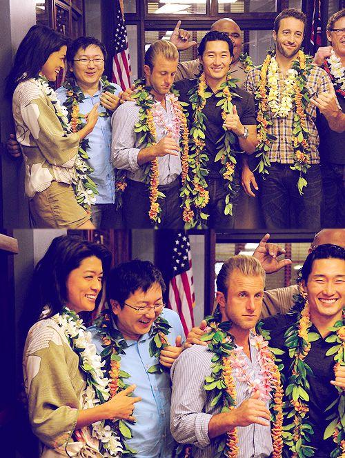 ♥♥♥ - #H50 - season 2 blessing ceremony