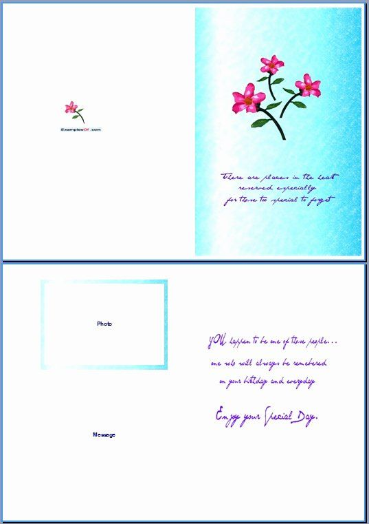 Microsoft Word Birthday Card Template Lovely Microsoft Word Greeting Card Template Word Greeting Card Template Free Birthday Card Free Printable Greeting Cards