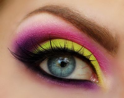 Get a little color crazy this summer with neon greens, hot pinks and bright purples! xo, Meredith Jessica