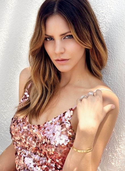 Yep, I have to imagine The Chairman of the Board would have been pleased to add Katharine McPhee to