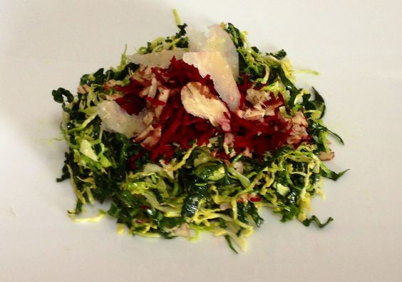 Beet salad, Beets and Brussels on Pinterest