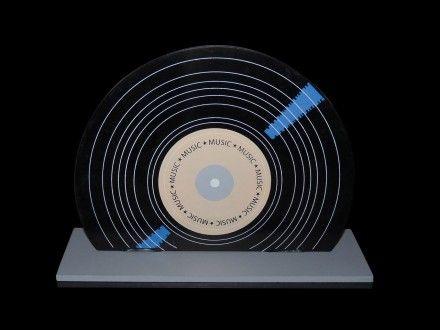 - Decoration disque vinyle ...