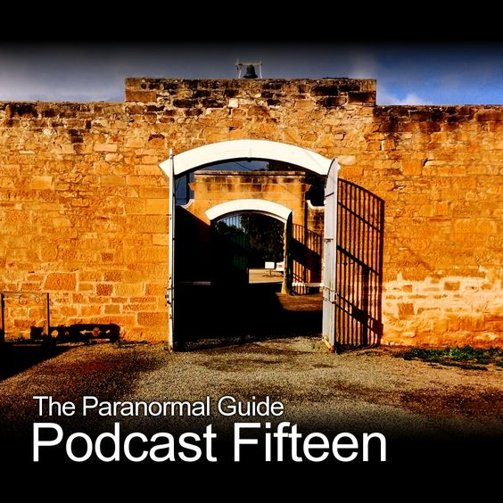Episode Fifteen is here!   This episode we are at Gladstone Gaol in Gladstone, South Australia, to chat all about this fantastic location and our experiences during our many stays. We are joined by three fellow investigators who add their experiences, stories and laughs to the mix.   Have a listen at your leisure: http://www.theparanormalguide.com/podcast/podcast-fifteen