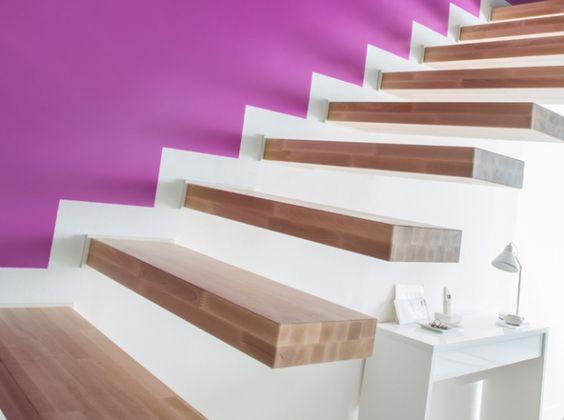 Pinterest le catalogue d 39 id es - Idee peinture escalier ...