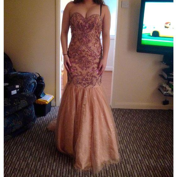 Sherri Hill 2015 Prom Dress