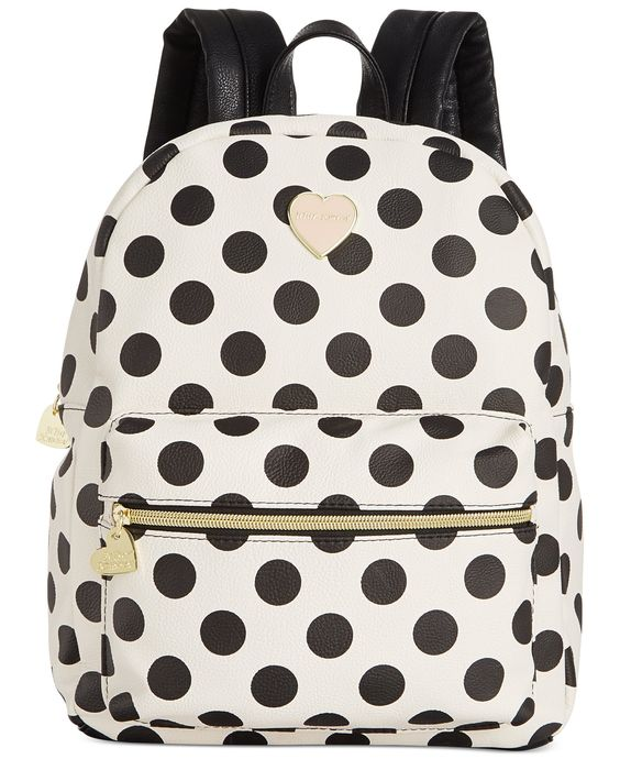 Betsey Johnson Backpack - Backpacks - Handbags & Accessories - Macy's