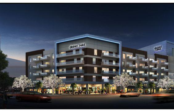 Design District Dallas Apartments Creative Beauteous Design Decoration