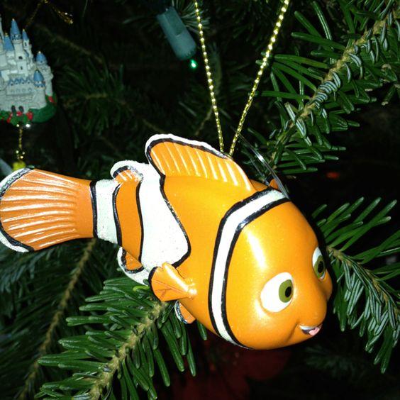 Nemo Christmas Ornament