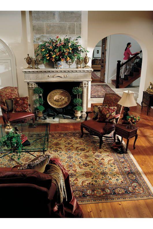 Karastan English Manor 2120 00506 Rug English Country Decor
