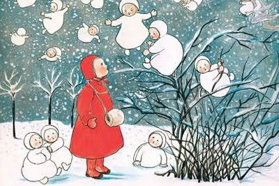 'The Story of the Snow Children'  by Sibylle von Olfers