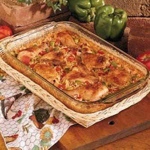 Spanish Rice and Chicken: Dinner, Chicken Recipe, Mother, Original, Brother, My Sister, Top