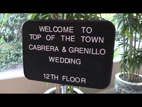Top of the Town (6) | Wedding Highlight Video  #weddingvideo