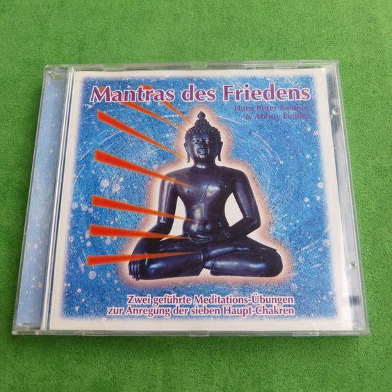 CD - Mantras des Friedens - H. P. Neuber - A. Eichler