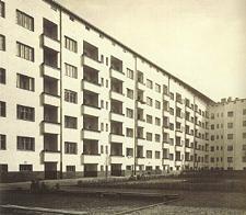Berlin | Architektur. Ossastraße 13, 14