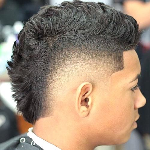 25 Best Baseball Haircuts For You Seventwin Fohawk Haircut Mens Hairstyles Haircuts For Men