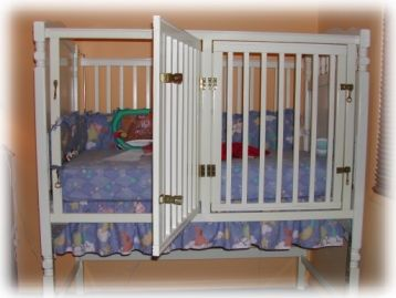 Wheelchair Accessible Crib There Are No Instructions For