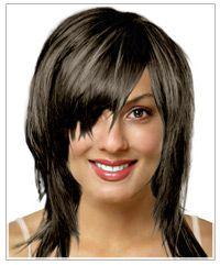 Oval Yüz Şekli için Yanlış Uzun Saç Stilleri