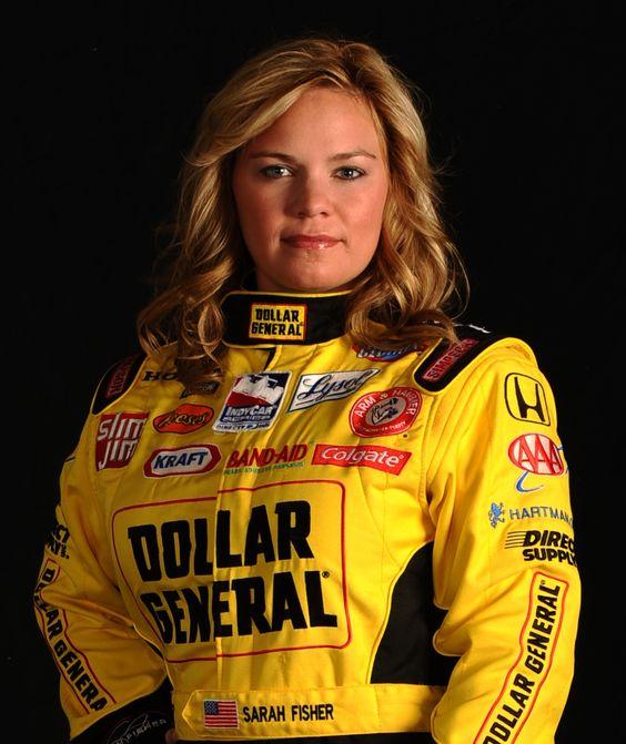 Sarah Fisher #Indycar