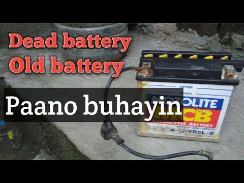 Pin On Battery Restoration