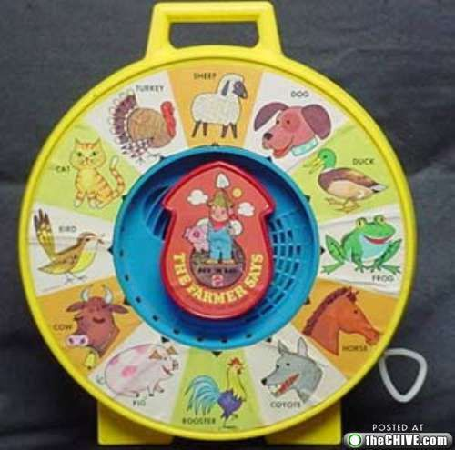 Childhood toys and games from the 80s : theCHIVE
