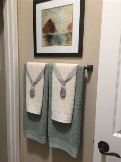 22 New Ways To Hang Pictures Country Bathroom Decor Bathroom Decor Industrial Bathroom Design