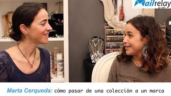 Haciendo grande un proyecto Marta Cerqueda es una emprendedora muy joven. Con tan sólo 25 años y después de alguna experiencia laboral como trabajadora de