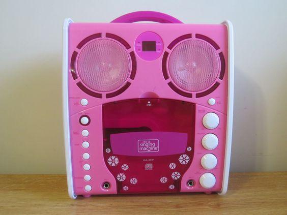 Singing Machine SML-383P CDG Karaoke Player #TheSingingMachine