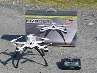 Drone multicóptero Invader MT1235 GPS - http://www.midronepro.com/producto/drone-multicoptero-invader-mt1235-gps/
