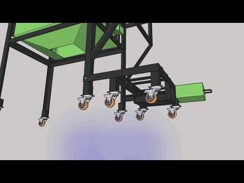3d Animation Of Trommel With Impact Mill Rock Crusher Youtube Engineering Student Science And Technology Bicol