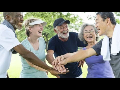 30 Minute Seniors Exercise Mobility Workout Trip Fall Prevention Lyfeproof 55 Elderly Retiree In 2020 Senior Discounts Senior Citizen Discounts Senior Fitness