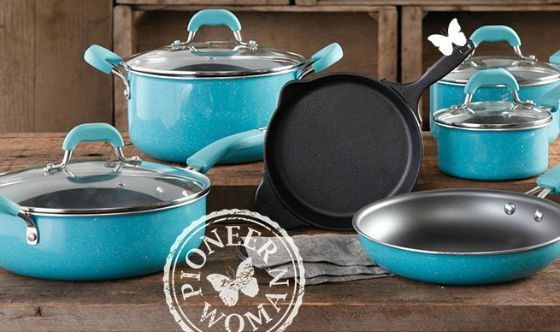 pioneer woman dinnerware | Have you seen any of the new Pioneer Woman kitchen products at Walmart ...: