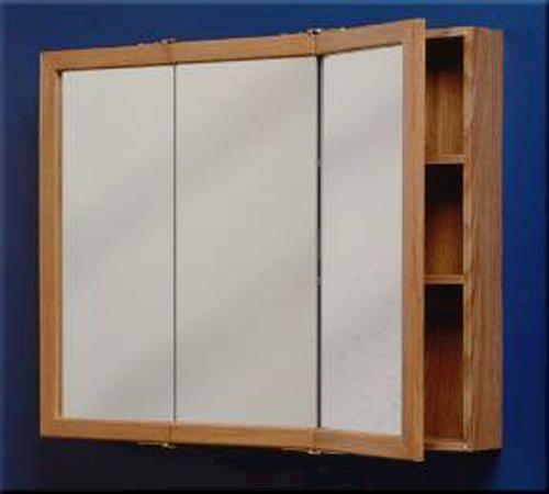 Zenith 24 oak tri view medicine cabinet 50 menards 30 is 74 bathroom ideas pinterest - Menards bathroom wall cabinets ...